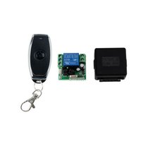 Wholesale Door Open Switch - Wholesale- Free shipping high quality 433MHz metal wireless remote control switch for door lock access control remote open door key-JS31