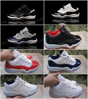 Wholesale Boys Shoes Size 12 New - New baby 11 Basketball shoes Retro 11 boys girls Unisex Outdoor shoes hiking Discount Training kids athletic shoe Eur Size 22-35