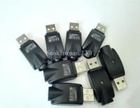 beste vape ladegerät großhandel-Beste qualität 510 gewinde USB wireless kabel kabel ladegerät für ecig batterieknospe touch vape stift batterie o stift CE3 zerstäuber