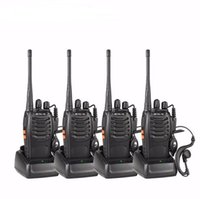 4 stücke Tragbare Walkie Talkie Retevis H777 16CH UHF Amateurfunk Hf Transceiver 2 Way cb Radio Communicator Walk Talk Walkie-Talkie