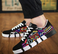 Wholesale Open Shoes Trend - 2017 new spring low to help students canvas shoes trend leisure board shoes wild personality sports men shoes