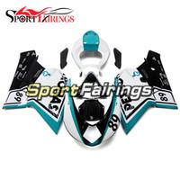 Wholesale Mv Agusta Fairings - Fairings For MV AGUSTA F4 1000 2005 2006 ABS Plastic Motorcycle Fairing Kit Sportbike Body Kit White Green Covers