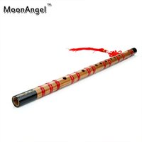 Wholesale Flute Sales - Wholesale-Hot Sale New Traditional Chinese Bamboo Flute Musical Instrument Dizi 1pc