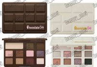 Wholesale chocolate factories resale online - Factory Direct DHL New Makeup Eye Chocolate Chip Eyeshadow Palette Choose Matte Or White Color Eye Shadow