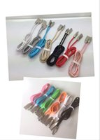 Wholesale 2016 latest zinc alloy head charging cable for Apple phone Samsung S4 S5 S6 BlackBerry millet Huawei