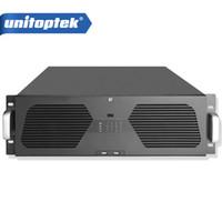 Wholesale 64ch Dvr - 3U H.265 CCTV NVR 64Ch 4K 5MP 3MP 2MP 960P Network Recorder 16Ch Alarm 1080P Playback 16HDD Ports Onvif P2P APP View