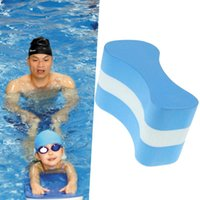 Vente en gros - Foam Pull Buoy Float Kickboard Kids Adultes Pool Natation Safety Training Aid