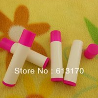 Wholesale Lipgloss Tube Empty - 5g 5ml empty lipstick tube women lipgloss tube lip balm diy cosmetic packing container free shipping