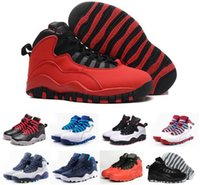 Wholesale Low Price China Shoes - Hot China retro 10 Basketball Shoes Sneakers Women Men Online Superstar China Retro X Sport Canvas Real Authentic Men Price size 36-46
