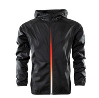 Wholesale Bamboo Jacket - Mens casual jacket sport windbreaker winter coat mens hooded hoodies sport jacket hoodie running suits