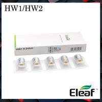 Wholesale head cylinders - Authentic Eleaf HW Series Coils HW1-C Single-Cylinder HW1 & HW2 Dual-Cylinder 0.3ohm for ELLO Mini Atomizer HW3 Head & HW4 Head for Ello