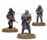 Wholesale crows foot - forgeworld Titan Crew on Foot