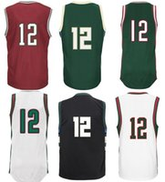 Wholesale Basketball Parks - 12 Jabari Park Mens Womens Kids Cheap-High quality Basketball Jerseys embroidered sportswear Jersey with player name logo XS-3XL new arrival