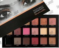 Wholesale factory direct shadow for sale - Group buy Factory Direct DHL New Makeup Eyes Textured Eyeshadow Palette Colors Eye Shadow