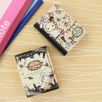 1PC 60 страниц Kawaii Unique Scrapbooking Вкладка Bookmark Flags Memo Circus Rabbit Sticky Notes