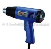 Wholesale Industrial Lcd Monitor - LCD Digital display Monitor Adjustable temperature Hand-held hot air gun industrial heat gun Soldering Irons 220V 1800W MYY