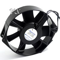 Ventilatore pieno di calore del metallo di FAN T795C 200V 36 / 31W 17538 17CM del Giappone per ROYAL 175 * 175 * 38mm