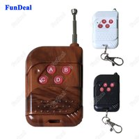 Wholesale Electric Door Control - Universal 4 Channels Cloning 433mhz RF Wireless Remote Control Duplicator Copy code 433 Mhz Transmitter for Electric Garage Door
