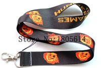 Wholesale Hunger Games Lanyard - Heat! The new mobile phone accessories, mobile phone lanyard a hunger games cartoon wholesale 100 free delivery