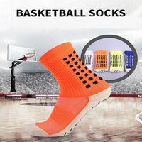 Wholesale Tube Swim Wear Women - Neutral fashion sports football basketball towel bottom thick tube socks non-slip wear-resistant moisture sports outdoor breathable socks