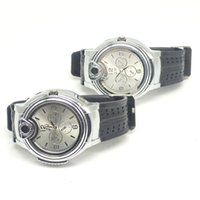 Wholesale Collectible Watches - New Novelty Collectible Watch Cigarette gas Lighters Watch Lighter Cigarette lighter torch jet lighter