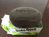 Wholesale Whitening Black Soap - 150g Tropical Brand Dudu-Osun African Natural Black Soap with Natural Ingredient Natural Black Soap
