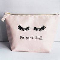 Wholesale Promotional Bags Logo - Cute Cartoon Characters Pu Cosmetic Bag Ladies Fashion Makeup Bag Promotional toiletry Bag with Custom Logo