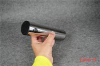 Wholesale Rhythm Types - Wholesale- Free shipping GANA Professional percussion shaker Drumer rhythm ring sand hammer Stainless steel maracas