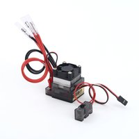 Wholesale Electric Rc Trucks Boats - 7.2V-16V 320A High Voltage ESC Brushed Speed Controller RC Car Truck Buggy Boat Worldwide sale