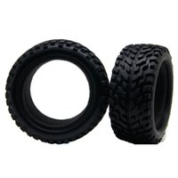 Wholesale Pulling Tires - 4x RC Pull Rally 1:10 On Road Car 1:16 Off-Road Buggy Tires 7004