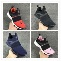 Wholesale Womens Winter Sneaker Boots - 2017 Air PRESTO EXTREME GS Womens Mens Running Shoes Sneaker High Quality Mesh Presto 3 Sock Boots Trainers Shoes Size 36-45