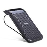 Wholesale clip sun visors for cars resale online - Wireless Handsfree Bluetooth Car Kit with Sun Visor Clip holder Drive Talk LD158 Car Speakerphones For iPhone Galaxy