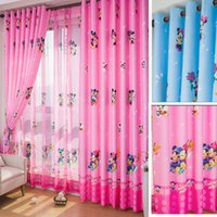 blackout curtains for baby room - Children Curtain Window Screening Baby Curtain Kids Bedroom Boys Curtain Blackout Girls Curtains Drapes For Living Room
