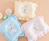 подушки с плоской головкой оптовых-Подушка для сна Младенческая новорожденная подушка Подушка Предотвратит плоскую головку