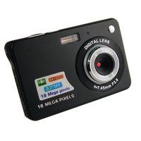 Wholesale Mega Zoom Cameras - Digital Camera 18 Mega Pixels 3.0MP CMOS Sensor 2.7 inch TFT LCD Screen HD 720P 8X digital Zoom Digital Camera