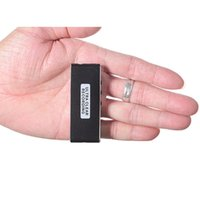 Wholesale Long Time Voice Recorders - 8GB Ultra Clear Recording Mini Dictaphone Digital Audio Voice Recorder Long Record Time about 40 hours with MP3 Player Consumer Electronics