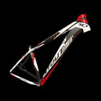 Wholesale Light Aluminum Bike Frame - Stott T10 aluminum alloy 7005 ultra-light off-road mountain bike frame 26 inch 27.5 inch