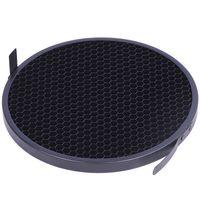 Wholesale Diffuser Shade - Wholesale-Honeycomb GRID for Photo Studio Flash Light STROBE 180mm Lamp Shade Reflector Softbox Diffuser
