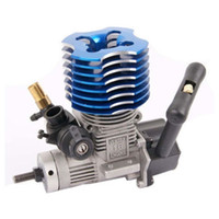 Wholesale Rc Car Nitro Engines - HSP 02060 BL VX 18 Engine 2.74cc Pull Starter for RC 1 10 Nitro Car Buggy EG630