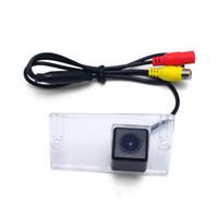 kia ters kamera toptan satış-Araba Dikiz Kameralar Özel Kia Cerato Yedekleme Dikiz Araba Kamera (AB) Ters Park Kamera # 4558