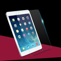 Wholesale Ipad Full Body - Tempered Glass Screen Protector Clear Front Films For iPad 2 3 4 5 Air Film Case For iPad Mini pro