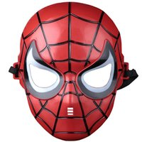 Wholesale Wholesale Animation Supplies - Wholesale-Halloween props supplies Children Mask Cartoon animation Masquerade Mask Common Mask Novelty toys