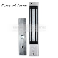 Wholesale Waterproof Door Access - Electric Magnetic Lock For Door Access Control System Kit Use Waterproof 280Kg 600lb Door Lock New
