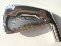 Wholesale Ray Hand - RomaRo Ray-V Iron Set RomaRo Ray-V Golf Forged Irons High Quality New Golf Clubs 4-9P Steel Shaft With Head Cover
