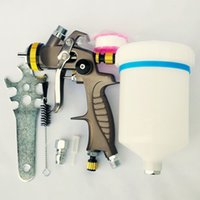 Wholesale LVMP spray gun mm gravity feed type paint gun ml paint sprayers spray painting gun professional quality