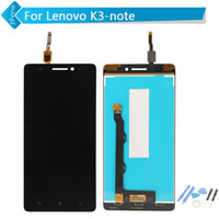 Atacado Original para Lenovo K3 Nota LCD Display Touch Screen Digitizer para Lenovo K50 Assembly + Ferramentas