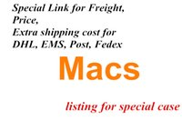 Wholesale Price Listing - Special listing for special Cases: Freight, rising price, change shipping cost