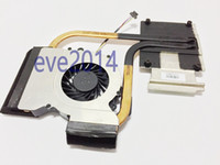 Wholesale Dv6 Fan - new cooler for HP pavilion DV6-6000 DV6 laptop cooling heatsink with fan radiator 641476-001