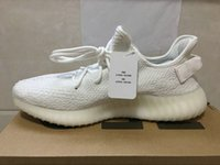 Wholesale Cycling Shoes Wholesale - Yezzy Sply 350 Boost Shoes Orang Stripe Kanye West Season 3 Boost 550 Shoes With Translucent Outsole in Accompanying Dark Sand Colorway