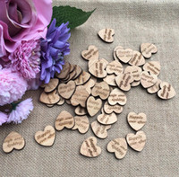 "Wholesale After School - 300pcs ""Happily ever after"" Letter Wooden Button Beads For Table Ornaments Wedding Decoration Photography Props"